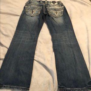 Rock Revival Jeans - Men's Rock Revival Jeans